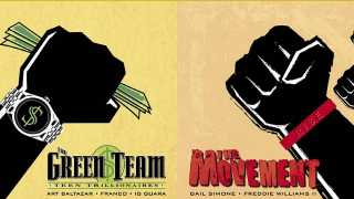 DC Comics Announces THE MOVEMENT and THE GREEN TEAM