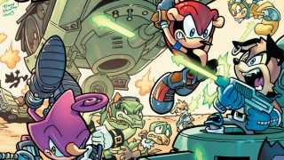 Exclusive Preview: SONIC UNIVERSE #49