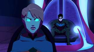 """'Young Justice' Episode 43 """"The Hunt"""" Clips and Images"""