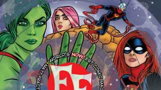 Interview: Matt Fraction Talks Fantastic Four, Future Foundation and Doctor Doom