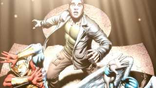 ECCC 13: James Robinson Teases EARTH 2 #10