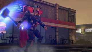 "Marvel Heroes ""Thor"" Trailer"