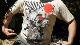 Valiant and Cinder Block Partner For T-Shirts, Apparel and More