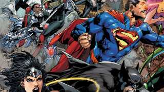 First Look: JUSTICE LEAGUE #22