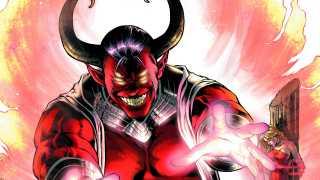 Exclusive: TEEN TITANS Villains Month Plus Marv Wolfman Talks TRIGON
