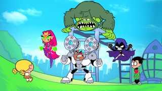 Teen Titans Go! - 'Gorilla' Clip and Images