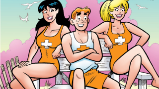 Exclusive Preview: WORLD OF ARCHIE DOUBLE DOUBLE DIGEST#30