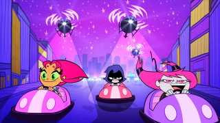 Teen Titans Go! - 'Girls Night Out' Clip and Images