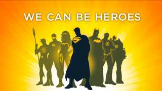 Scott Lobdell on WE CAN BE HEROES -- A Crowdsourcing event!