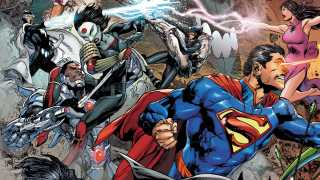 Interview: Ivan Reis Talks Trinity War and JUSTICE LEAGUE