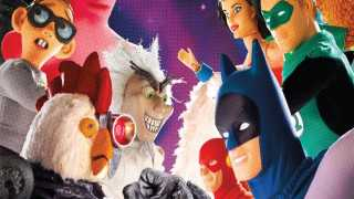 Review: Robot Chicken DC Comics Special Blu-ray