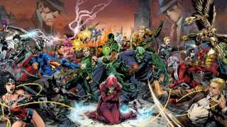 Geoff Johns Tells You What 'Trinity War' is About