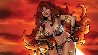 LEGENDS OF RED SONJA Prestige Miniseries to Feature Top Female Writers