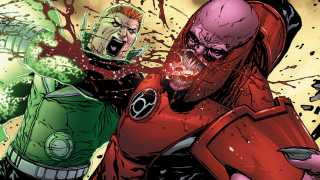 Did You Catch the Fate of Atrocitus in RED LANTERNS #21?
