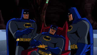 Off THEIR Minds: Can Batman Ever Truly Be Happy?