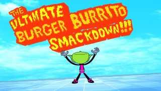 Teen Titans Go! - 'Burger vs. Burrito' Clip and Images