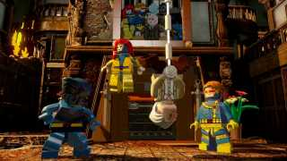 LEGO Marvel Super Heroes: Stan Lee Powers Up