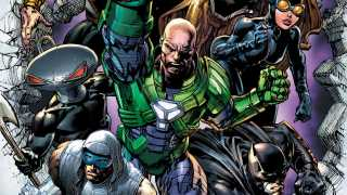 First Look: FOREVER EVIL #2