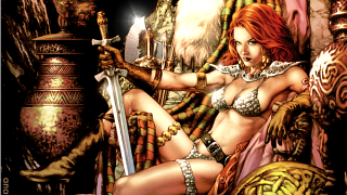 Interview: Gail Simone and Nancy Collins on LEGENDS OF RED SONJA