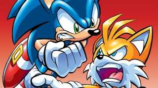 Preview: SONIC SAGA SERIES 4: HOUSE OF CARDS