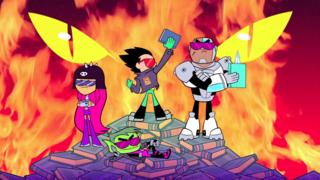 Teen Titans Go! - 'Books' Clip