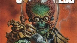 Exclusive Preview: MARS ATTACKS JUDGE DREDD #2