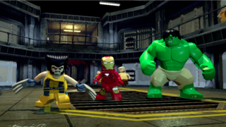 LEGO Marvel Super Heroes Video Game Launch Trailer