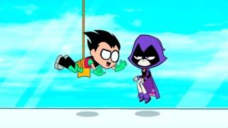 Teen Titans Go! - 'No Power' Clip