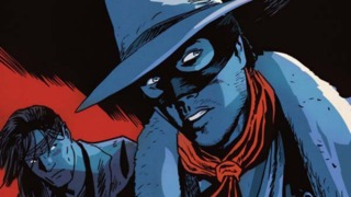 Interview: Rob Williams Talks to Ande Parks about LONE RANGER