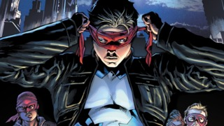Exclusive Preview: NIGHTWING #25 - Zero Year