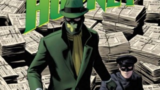 Interview: Rob Williams talks to Mark Waid on THE GREEN HORNET