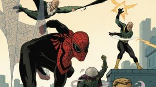Preview Theatre: SUPERIOR SPIDER-MAN TEAM-UP #6