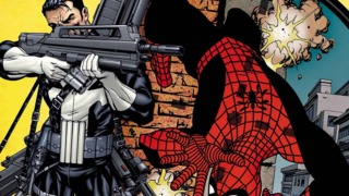 Awesome Art Picks: Namor, Spider-Man, Punisher and More