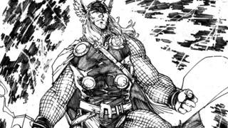 Awesome Art Picks: Usagi Yojimbo, Wolverine, Thor and More