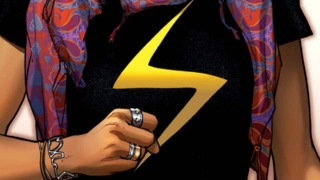 First Look: MS. MARVEL #1