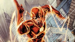 New Creative Team for THE FLASH Announced plus the Return of Wally West!