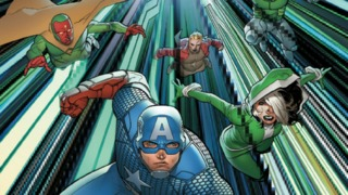 Preview Theatre: AVENGERS A.I. #9
