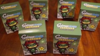 Scribblenauts Unmasked Blind Box Opening