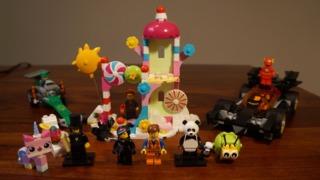 Awesome Toy Picks: LEGO Batman Riddler Chase & LEGO Movie Cloud Cuckoo Palace
