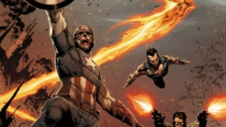 Exclusive: Jerome Opeña's ALL-NEW INVADERS #3 Variant Cover