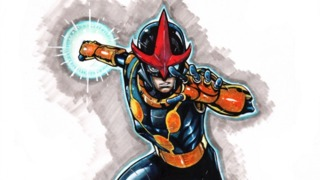 Awesome Art Picks: Batman, X-Men, Nova, and More