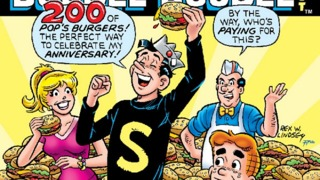 Exclusive Preview: JUGHEAD DOUBLE DIGEST #200