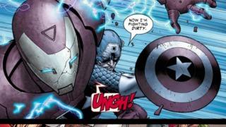 "Marvel's Tales to Astonish: ""Civil War"" Trailer"