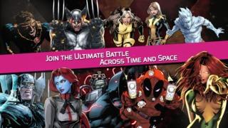 X-Men: Battle of the Atom Mobile Game Trailer