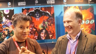 ECCC 2014: Mark Buckingham Talks DEAD BOY DETECTIVES and the end of FABLES