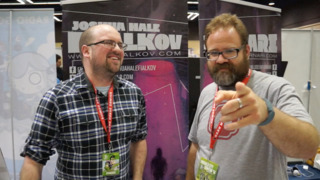 ECCC 2014: Josh Fialkov talks AMAZING SPIDER-MAN Infinite Comic