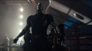 'X-Men: Days of Future Past' Opening Battle Against Sentinels