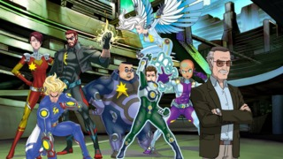 Stan Lee's 'Mighty 7: Beginnings' Coming to Blu-ray and DVD
