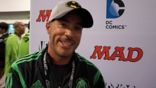 WonderCon 2014: Alex Sinclair