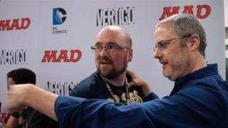 WonderCon 2014: Robert Venditti Part 1